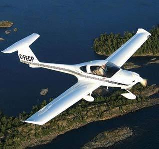 飞行高度:3999 m  机型介绍:     钻石飞机具有操作简易,飞行安全和